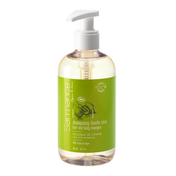 douceur volume shampooing douche bio