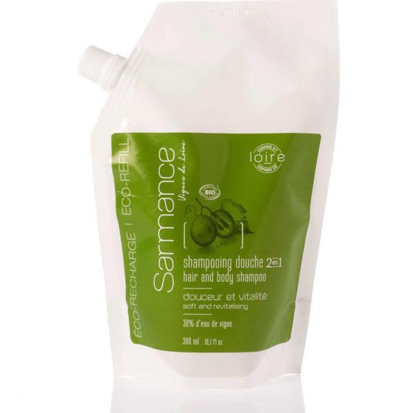 Shampooing douche bio zéro déchet
