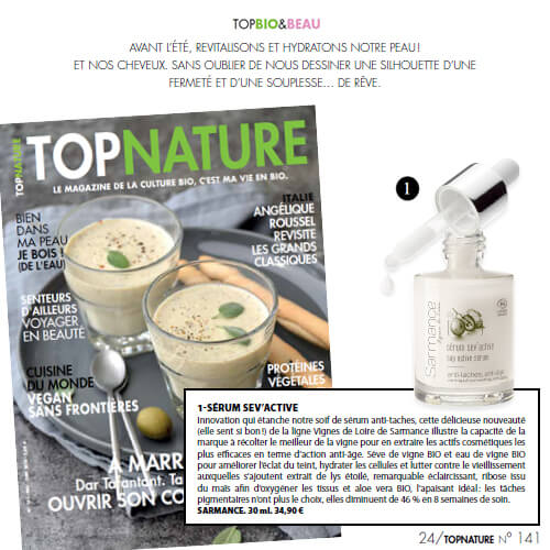 TopNature 141 - Sérum Sarmance 2
